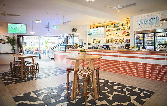 Commercial Restaurant Fit Out and Refurbishment Port Douglas