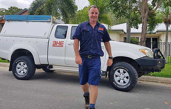 Brad Sims Electrical Contractor Port Douglas